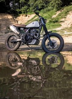Honda NX650 By Outsiders Motorcycles