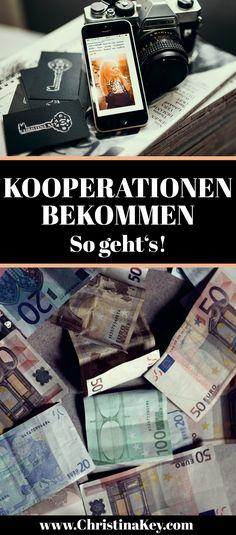 Blogger Tipps: So bekommst Du Kooperationen! - Jetzt weitere Blogger Tipps lesen auf CHRISTINA KEY - dem Blogger- und Fotografie Tipps Blog aus Berlin