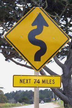 Highway 1 california