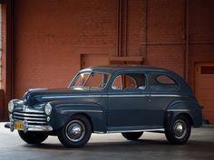 1947 Ford Super Deluxe Tudor Sedan