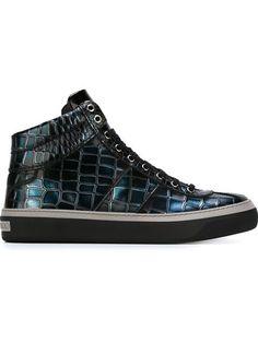 38a54a5cdfdfce Jimmy Choo  Belgravia  hi-top sneakers  750