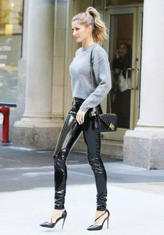 0f21b7a1dd7 70 Best leather pvc pu pants images in 2019