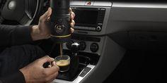 Ese espresso machine for the car - Handpresso