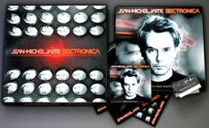 """Ediciones especiales de """"Electronica Project"""", el nuevo trabajo de Jean Michel Jarre #JMJElectronica --> http://rvwsna.co/1EJEUxh"""