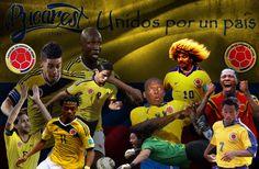 Celebra un siglo de talento con la copa América centenario. Toda Colombia unida por una bandera, por un sentimiento, por un objetivo, por un pais. Vamos mi selección. Licorera BUCAREST Domicilios: 6909030 - 3043887299. BUCAREST Hace amigos! #unidosporunpais #licorerabucarest #vamoscolombia #FuerzaColombia