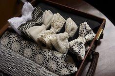 Crochet-inspired collection <3 #groom #wedding #vintage