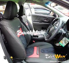 Sarung Jok Seatwear Honda HR-V  Rp. 3.050.000  Untuk Pemesanan bisa datang langsung ke Dealer Honda terdekat atau bisa menghubungi sales kami :  Sales Representative 1 (Putra Ahen) HP : 082298191580  BB  : 5E6BEA8E  Sales Representative 2 (JhuJhu) HP : 085777810007 BB : 5D3EB7E8  www.seatwear.co.id info@seatwear.co.id