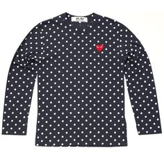 Comme des Garcons Play Long Sleeve