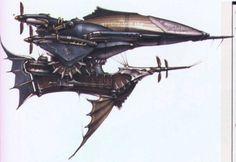 Hildagarde III of Final Fantasy 9, always a favorite design!