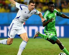 2014 #FIFAWORLDCUP - GROUP F - 29TH MATCH - #NIGERIA VS BOSNIA AND HERZEGOVINA MATCH RESULT  http://football.chdcaprofessionals.com/2014/06/2014-fifa-world-cup-group-f-29th-match.html