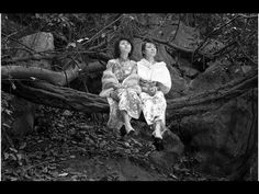 """""""Seven Intellectuals in a Bamboo Forest"""" by Yang Fudong. The film Seven Intellectuals in a Bamboo Forest is based on the story of seven intellectual individu. Contemporary Photographers, Female Photographers, Contemporary Artists, Bamboo Art, Installation Art, Illustration, Fine Art, Gallery, Basel 2015"""