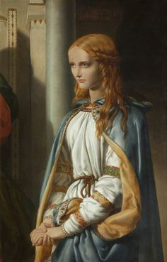 The Athenaeum - Cordelia Disinherited (John Rogers Herbert - )