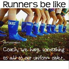 Who's excited about getting new uniforms next year?? #XC #TrackNation #TrackandField #Running #RunSmiles #Runnerspace  Photo Credit: @sophiatasselmyer Visit runsmiles.com