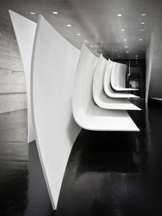 Neil Barrett flagship store by Zaha #Hadid Architects in Tokyo #retail #complexgeometries もっと見る