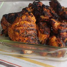 Grilled Tandoori Chicken   Emerils.com