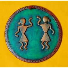 Warli wall decor