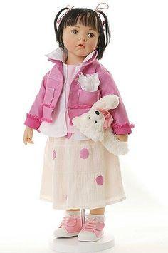 Hildegard Gunzel Collectible Dolls...Chiyori
