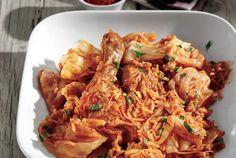 Κοτόπουλο φούρνου με λαχανόρυζο και κοκκινοπίπερο-featured_image