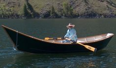 "People and their boats: Colorado river dory from ""Drift Boats & River Dories"" http://www.riverstouch.com/"
