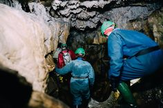 Stag ideas - Caving