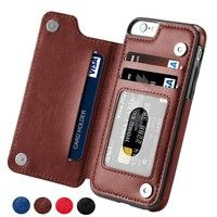 Magnetic Leather Wallet Case Card Slot Shockproof Flip Cover For iPhone X 8 Feature:PU Leather Wallet Magnetic Flip Card ,Card Pocket,Matte ,Shockproof. Compatible Model: For Apple iPhone 6 Plus /iPhone Plus /iPhone 7 7 8 Plus/X. Iphone 5s, Apple Iphone 6, Funda Iphone 6s, Iphone Wallet Case, Coque Iphone, Iphone 7 Plus Cases, Card Wallet, Leather Case, Leather