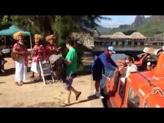 ▶ Musicians Welcome Windstar Guests in Tahiti | Windstar Cruises