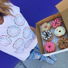 Donut Tee by: ILY COUTURE