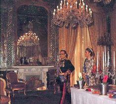 pahlavi nowruz. the royals did it, too.