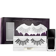 Illamasqua - Bat Lash Duo   #sephora perfect for dressing up at night..in a spooky way!