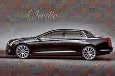 Cadillac Seville Concept