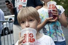 Supersized court challenge to New York City's ban on big, sugary sodas