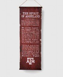 The Spirit of Aggieland!