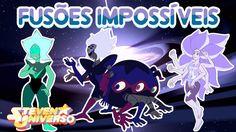 Steven Universo - Fusões Impossíveis (Fan Fusions) [Fan Gem Ice]