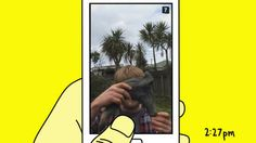 TINNYVISION: snapchat campaign - Anti drug drive aimed at stoners. lured them in with fun stuff and ended with message