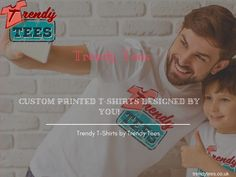 If you are thinking of having online #tshirt_printing in Oswestry, then simply bank upon Trendy Tees. We are one of the UK's and Europe's custom t-shirts and hoodies printing company for men, women, and kids. Select your t-shirt size and color and add your own text and photo and we will print and deliver.
