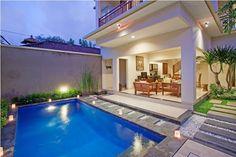 Villa Madhya Bali Seminyak Villa - Cantik Bali Villas