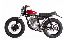 Street Tracker | Deus Ex Machina | Custom Motorcycles, Surfboards, Clothing and Accessories