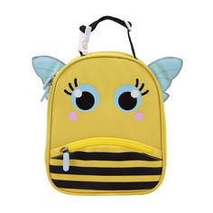 ADORABLE Bee Lunch Bag!Make every day a kidventure with Sunnykid's range of on the go essentials. Become the envy of the playground with our Kids Lunch Bags!...