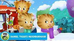 DANIEL TIGER'S NEIGHBORHOOD | It's Snowing! | PBS KIDS