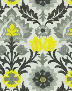 Waverly Sun N Shade Outdoor Fabric- Santa Maria Licorice at Joann.com