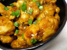 Awesome Orange Chicken -   I Love Orange Beef. I will have to try this recipe for both chicken & beef.