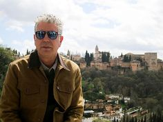 Anthony Bourdain Is Planning a Massive NYC Food Market
