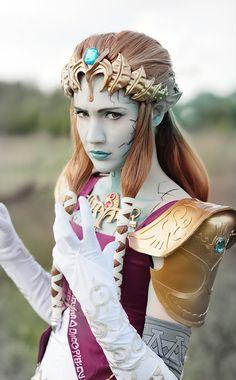 The Legend of Zelda: Twilight Princess  Puppet Princess Zelda Cosplay by Neko-tin  Photography by Marico