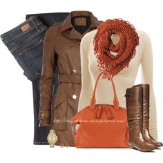 """Autumn"" by stay-at-home-mom on Polyvore"