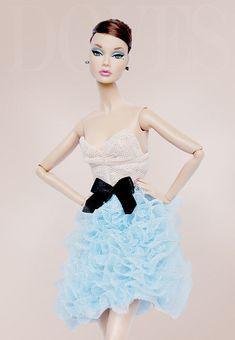 CP POPPYB | Make up:Nomoir Model:Poppy Parker | Nomöir | Flickr