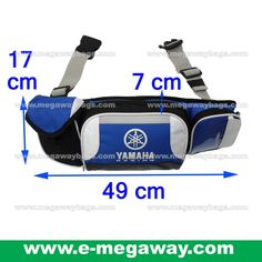 #Team #Yamaha #Racing #Waist #Tools #Tool #Gear #Belt #Pack #Sling #Kitbag #Kitsbag #Adventure #Technical #Tactical #Competition #Motor #Sports #Bike #Moto #Cycling #BMX #Megaway #MegawayBags #CC-1315-71589, Auto Accessories on Carousell