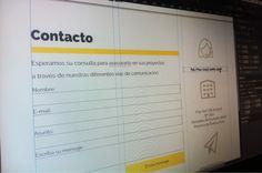 #DiseñoWeb también en Limatina