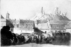 Valdovų rūmai pietų2 - Pranciškus Smuglevičius – Vikipedija