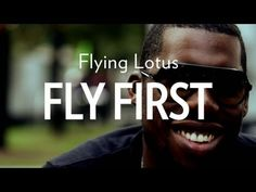 Flying Lotus - Fly First via #PitchforkTV & @YouTube