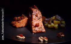 #food #recipes #salmon salmone innamorato per un #san valentino leggero
